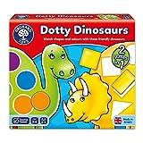 Orchard_Toys Dotty Dinosaurs - Juego educativo sobre formas y colores (importado de Reino...