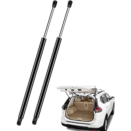 Schnecke 2Pcs 21.93 Inch liftgate tailgate Hatch trunk Lift Supports Struts Shock Gas Spring Prop Rod Fits For 2001-2005 Chevrolet Astro 2001-2005 GMC Safari