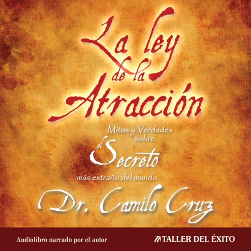 La Ley de La Atraccion [The Law of Attraction] audiobook cover art