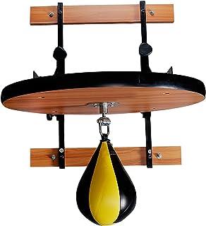 Boxning Hastighetskula Boxning Päronkula Upphängning Träningsutrustning Justerbar höjd Ventilkula Reaktionskula