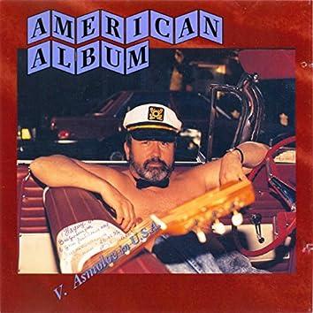 American Album. V. Asmolov in USA