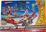Hot Wheels Trick Tracks Ultimate Stunt World Juego de pistas