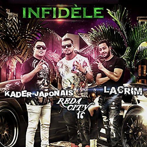 Reda City 16 feat. Lacrim & Kader Japonais
