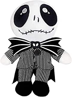 Originalidad Nightmare Before Christmas Jack Skellington Plush Doll - Pumpkin King Plush Stuffed Baby Dolls (Jack Doll 9.5 Inches)