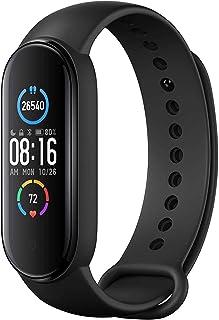 JKLH Pulsera Actividad Reloj Inteligente Fitness Tracker, Smartwatch con Monitor de Actividad Deportiva, Ritmo Cardíaco, Impermeable IP67