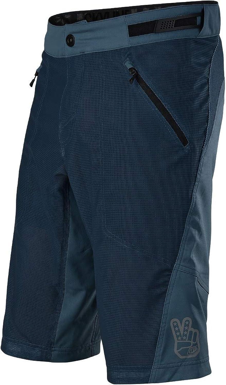 Troy Lee Designs Skyline Air Mens Mountain Bike Shorts Shell Air Force bluee 32 USA