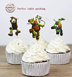 Best images of ninja turtle cupcakes Reviews