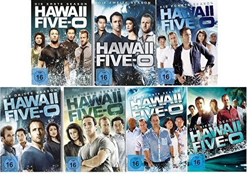 Staffel 1-7 (43 DVDs)