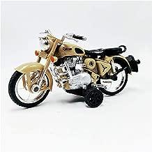 Amisha Gift Gallery® centy Toys Bullet Bike Pull Back Toy Model for Kids(Brown)