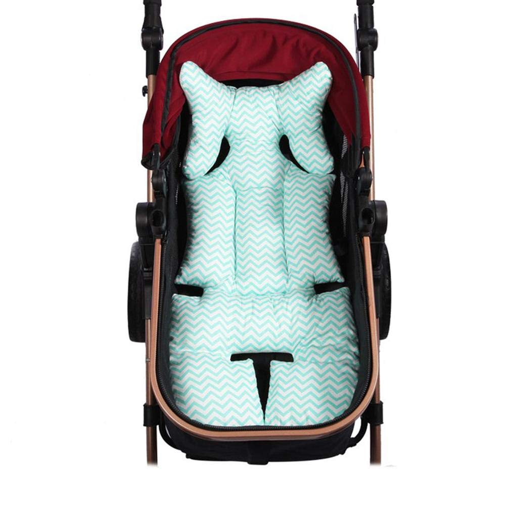 Baumwolle Sitzverkleinerer  Buggy Pad Protector Für Baby Kinderwagen