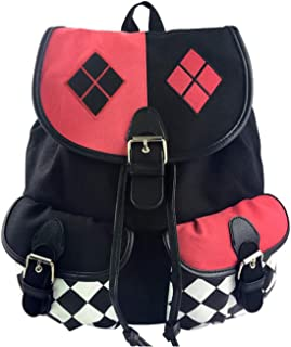 حقائب ظهر HQSFP من القماش للفتيات ذات سعة كبيرة مناسبة للتسوق والترفيه والجامعة