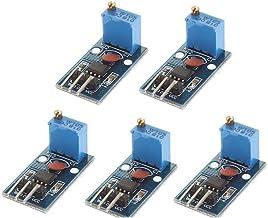 DollaTek 5PCS NE555 Generador de Pulso Módulo de frecuencia Ajustable 5-12V DC