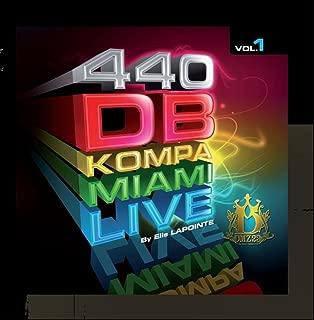 440 B Kompa Miami Live, Vol. 1