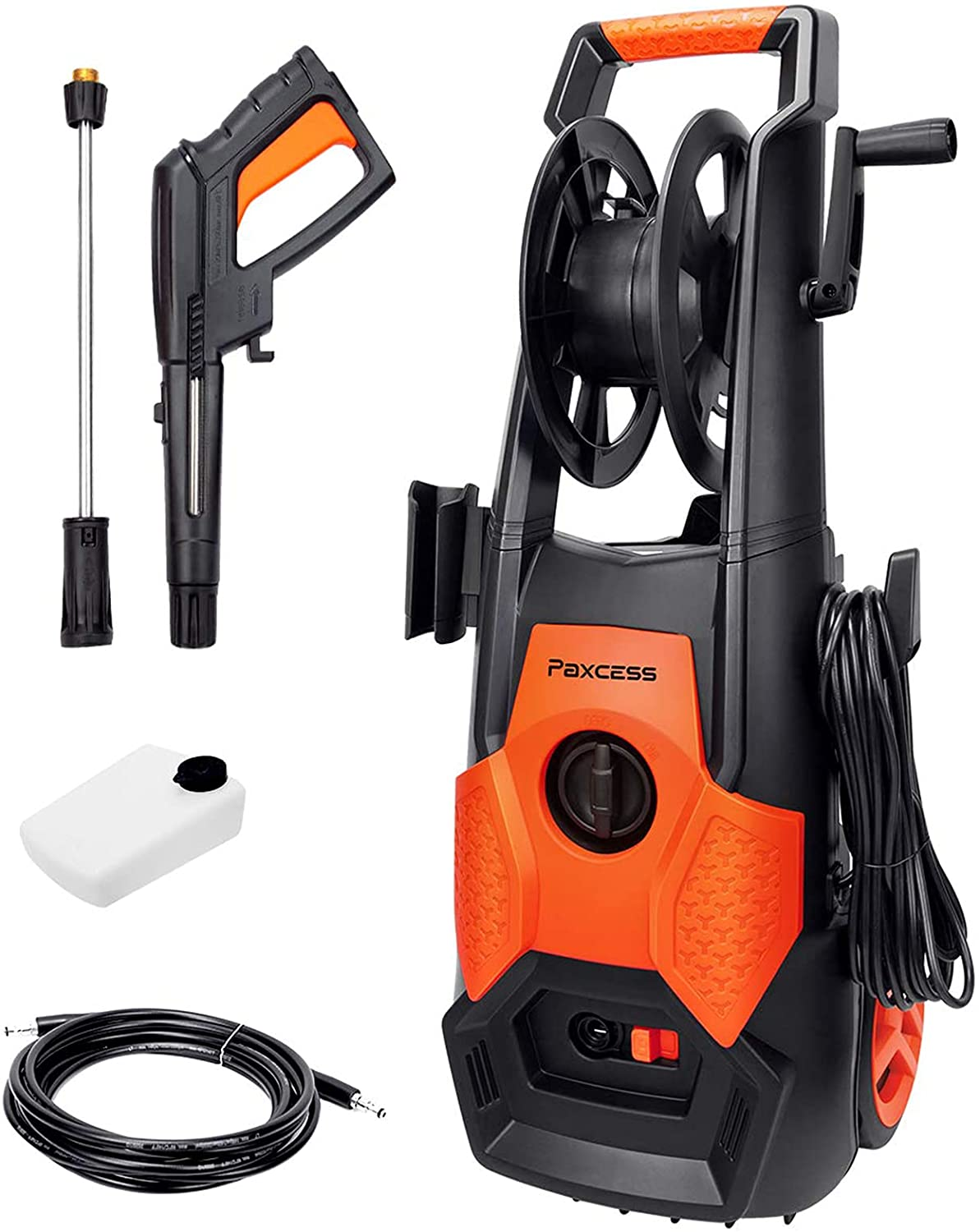 PAXCESS Over item handling Electric Pressure Washer 2150 Regular store GPM PSI 1.85 High