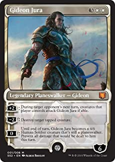 Magic: The Gathering - Gideon Jura - Signature Spellbook: Gideon