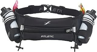 Fitletic Hydration Belt S/M Black