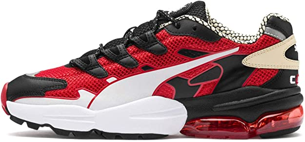 puma cell alien red