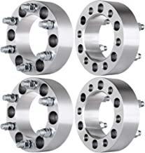 ECCPP 4PCS Wheel Spacers Adapters 2
