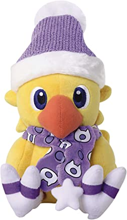 Square Enix Final Fantasy: Chocobo (Winter Version) Plush Toy, Multicolor