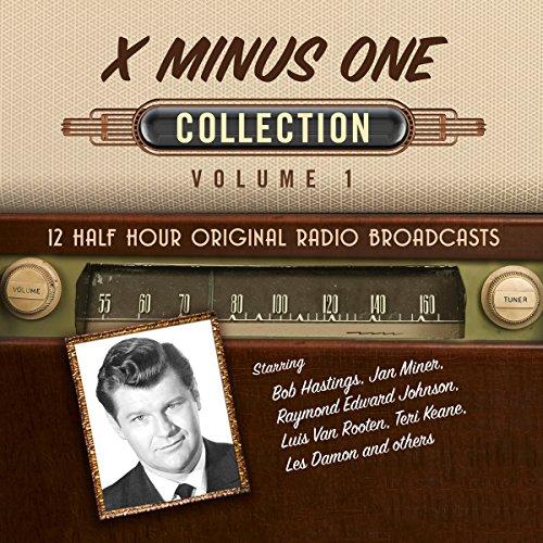 Couverture de X Minus One, Collection 1