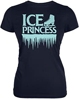 Ice Princess Figure Skating Juniors Soft T Shirt