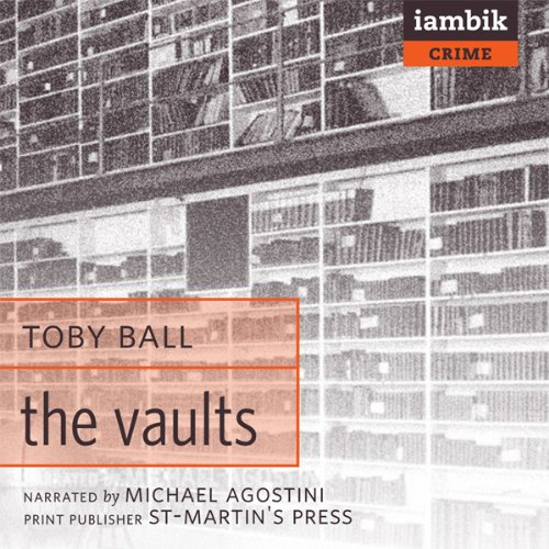 The Vaults audiobook cover art