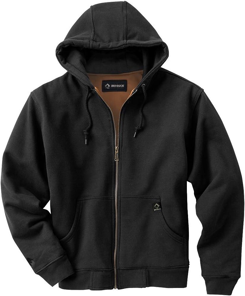 Dri-Duck Men's Crossfire Heavy Duty Oxford Jacket