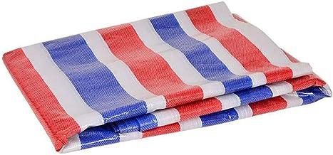 Zeildoek Linoleum Schaduw Zonnebrandcrème Waterdicht Plastic Dun Buiten (Kleur: Meerkleurig, Afmeting: 6,8x7,8m)