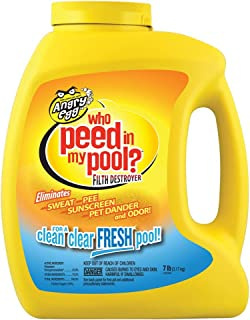 Best who peed in my pool chemical Reviews