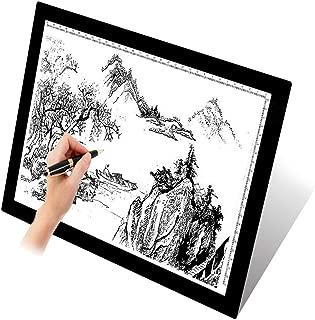 Zeichentablett Tragbare LED-Lichtbox Lichtmatte USB Power LED Artcraft Leuchttisch F/ür Zeichner Zeichnen Skizzieren Animation