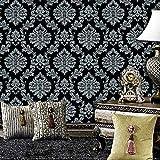Damask Wallpaper For Bedrooms - Best Reviews Guide