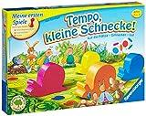 Ravensburger Kinderspiel 21420 - Tempo, kleine Schnecke! - Spiel für Kinder ab 3 Jahren
