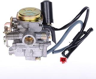 Vergaser Metalldeckel mit Beschleunigerpumpe V Clic 50 GZ40 08 13