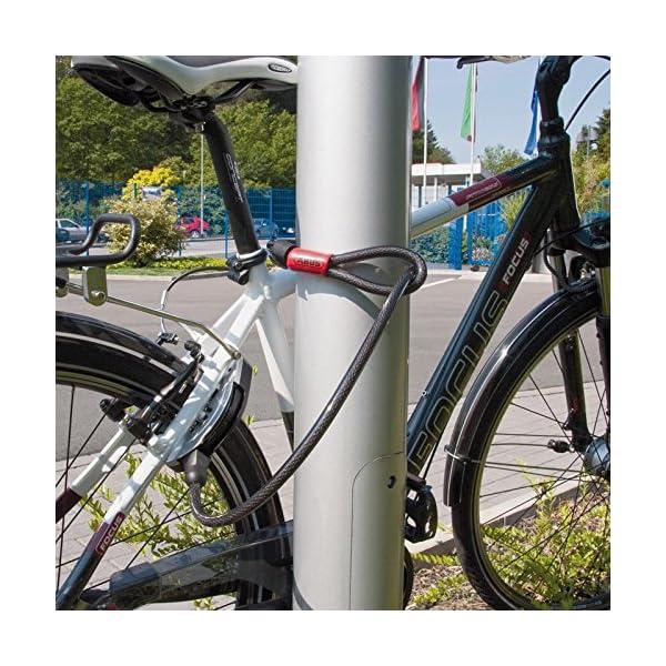 Bicycle Locks Abus Cobra Cable