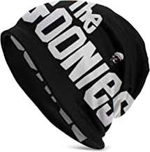 Fashion Goonies Printed Adult Men's Knit Hat Pattern Baggy Cap Hedging Head Hat Top Level Beanie Cap