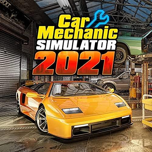 Car Mechanic Simulator 2021 Offline PC Game (DLC's Included)