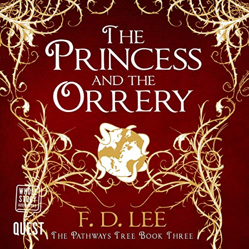 The Princess and the Orrery Titelbild