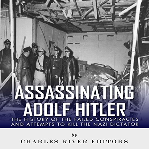 Assassinating Adolf Hitler cover art