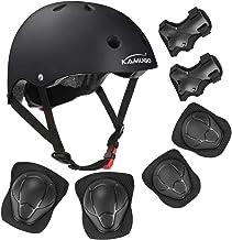 کلاه ایمنی دوچرخه KAMUGO کودکان - قابل تنظیم از کودک نو پا تا اندازه جوانان ، 3-8 ساله پسران / دختران کلاه ایمنی اسکیت دوچرخه سواری ایمنی ورزشی چند ورزشی