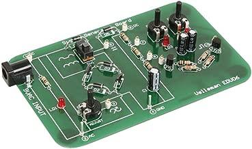 Velleman EDU06-VP Oscilloscope Tutor Kit, 9-12VAC, 100mA, 4.6