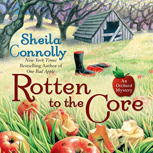 Rotten to the Core audiobook cover art