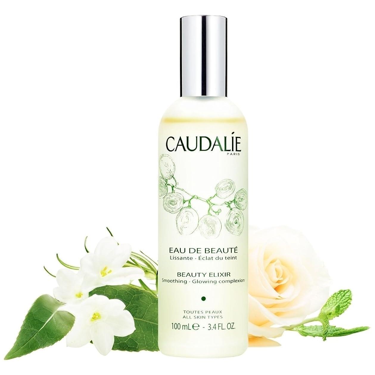 岸温度計民間人コーダリー美容エリキシル、100ミリリットル (Caudalie) (x2) - Caudalie Beauty Elixir, 100ml (Pack of 2) [並行輸入品]