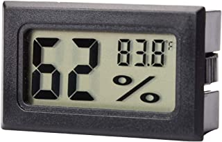 AUTIDEFY Mini Digital Electronic Temperature Humidity Meters Gauge Indoor Thermometer Hygrometer LCD Display Fahrenheit (℉)