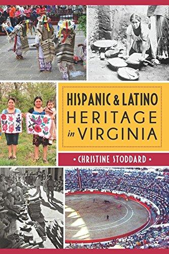 Hispanic & Latino Heritage in Virginia (American Heritage)