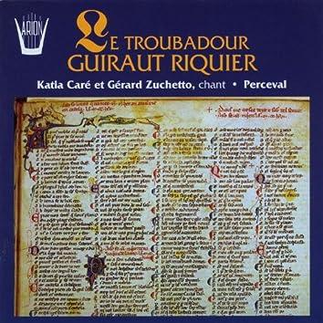 Guiraut Riquier : Le troubadour