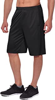 mens black basketball shorts