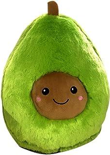 12cm jingyuu Avocado Pl/üsch Kissen Kissen niedlichen Flauschigen Obst Pl/üschtier Geschenk Sofa Dekoration