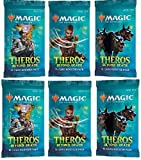 MTG 6 (Six) Booster Packs of Magic: The Gathering: Theros Beyond Death (6 Pack Booster Pack Lot Bundle)