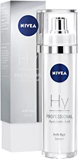 NIVEA PROFESSIONAL Ácido hialurónico eficaz sérum facial antiarrugas innovador sérum reparador que rellena las arrugas d...