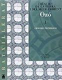 Ozó. Ciències de la terra i del medi ambient 1. Batxillerat - ed. 2008 - 9788430752553